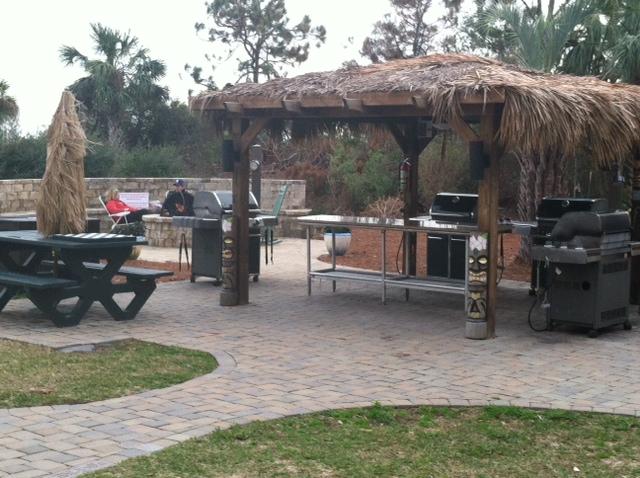 Island Club Barbecue